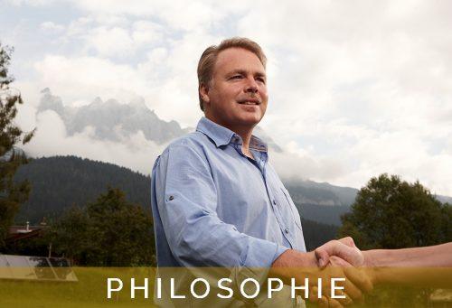 Philosophie Baumeister Resch Going Kitzbüehl
