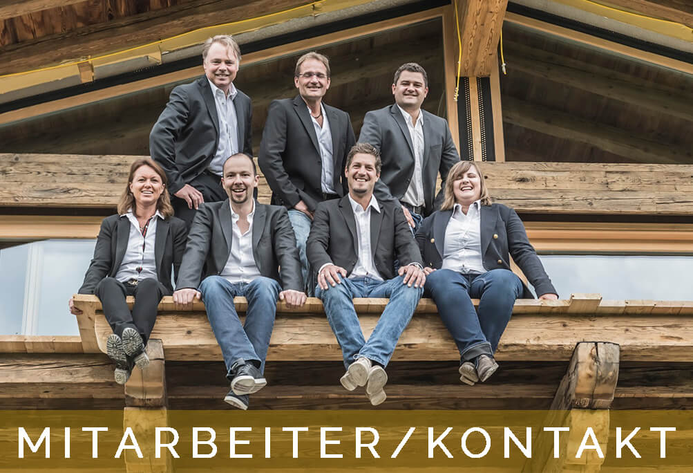 Mitarbeiter Planungsbüro Resch Going Kitzbüehl